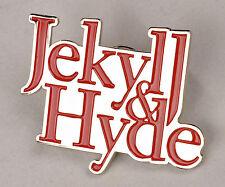 JEKYLL AND HYDE BROADWAY  REVIVAL SUVENIR LAPEL PIN -  DEBORAH COX FREE SHIPPING