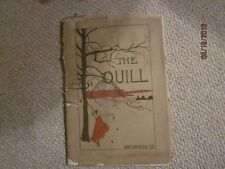 Nov. 1915 Des Moines East High Quill Junior Monthly Publication- Special Buy!!