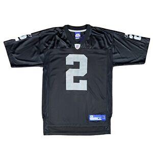 Reebok Oakland Raiders Aaron Brooks Vintage Jersey