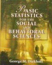 Basic Statistics for the Social and Behavioral Sciences-ExLibrary