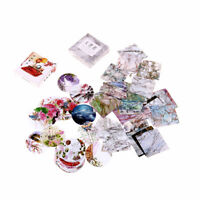 40pcs archaic objects paper sticker diary decor for album scrapbooking YL