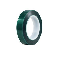 "1"" High Temperature Masking Tape Polyester 220C Powder Coating Electroplating"