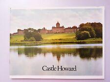 CASTLE HOWARD York / North Yorkshire - Souvenir Pictorial Travel Guide Book