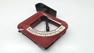 Skrebba skre-swing letter scale 100gr. /350 gr. Scales of 60s