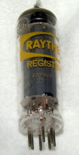 Raytheon 25Eh5 Tube Tubes Made In Japan Tested Over 100 % Good Used