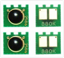 4pcs CF358A CF359A CF364A CF365A Drum reset chip for HP LaserJet M880z+;M855xh