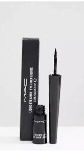 MAC Liquid Liner Eyeliner Brand New in Box UK Seller Boot Black