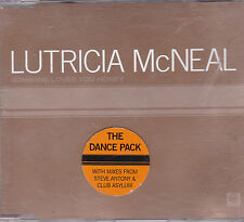 Lurticia McNeal-Someone Loves You Honey cd maxi single