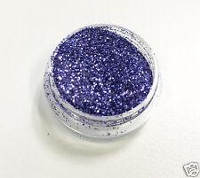 Lavender Ombretto Glitter Polvere Scintillante Corpo Viso Festa Trucco Unghie
