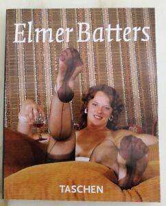 Nylon, Fetisch, Taschen Verlag, Erotik, Nude, Elmer Batters Nr. 2