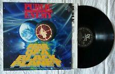 Public Enemy - Fear Of A Black Planet - Vinyl, LP, Promo - 466281 1 - NL, 1990