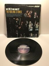 THE ROLLING STONES -(LP)- GOT LIVE IF YOU WANT IT! - 1966