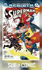 SUPERMAN #4 (DC 2016 1st Print) COMIC