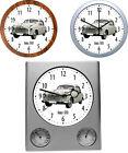 Reloj de pared con coche Motivo: Borgward automóvil; ÉPOCA ; classiccars