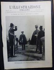 ILLUSTRAZIONE ITALIANA N. 6/1928 - UMBERTO A TARANTO - SCHIZZI SCIATORI CORTINA