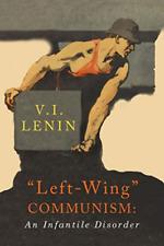 Lenin V I-Left-Wing Communism BOOK NEW