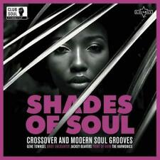 SHADES OF SOUL Crossover & Modern Soul Grooves NEW & SEALED LP (CHARLY) Northern