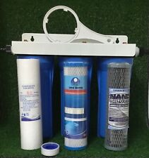 FILTRATION SYSTEM 3 STAGE - THE ULTIMATE FILTRATION SYSTEM