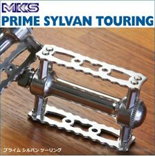 New MKS (Mikashima) Prime Sylvan Touring Pedal 3 Color F/S From Japan