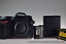 MINT Nikon D7200 24.2MP Digital Camera Body Shutter Count 12011