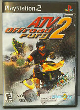 ATV Offroad Fury 2 Video Game for PS2 Sony PlayStation 2 2002