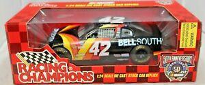 Racing Champions 1:24 1998 Diecast Car #42 Joe Nemechek Bell South Chevrolet