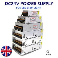 DC24V 25W-480W LED Driver Power Supply Lighting Transformer for LED Strip Lights