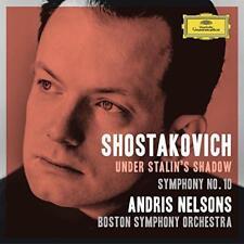 Boston Symphony Orchestra Andris Nelsons - Shostakovich Under Stalin's  (NEW CD)