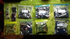 LEGO Malevolence 9515 Ship 100% comp. No box/instructions. Missing 2 mini figs.