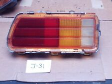 1978 1979 1980 Pontiac Sunbird LEFT tail light OEM 5969421 2 DOOR NOTCH DRAG 78
