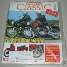 Motorrad Classic Superbike Norton Commando Moto Guzzi Galetto Megola IFA RT 1996