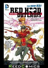 RED HOOD AND THE OUTLAWS VOLUME 1 REDEMPTION GRAPHIC NOVEL Collects (2011) #1-7