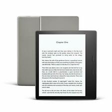 Kindle Oasis | Now with adjustable warm light | Waterproof, 8 GB, Wi-Fi |