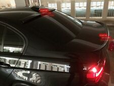 Painted BMW  E90 3-series AC type roof + M3 type trunk spoiler color-475 Black ◎