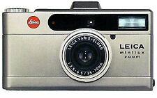 Fotocamera analogica Leica Minilux Zoom usata