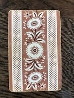 """Vintage Playing Cards - """"French Lace"""" W.P. Co Wisconsin No. 8535"""