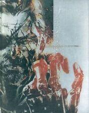METAL GEAR SOLID 5 PHANTOM PAIN JAPAN ART BOOK KONAMI KOJIMA YOJI SHINKAWA NFS