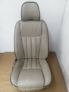 Volvo XC90 MK1 2002-2006 Front Right Driver Side Leather Seat