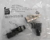 Franz Binder D-74172 Cable Connector