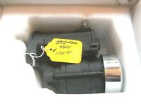 Harley Davidson Black 1.4KW Top Post Starter 1994 up Harley Big Twin Evo