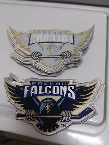 40 Fresno Falcons Hockey Jersey Chest Logos ECHL