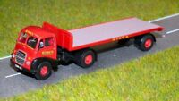 Guy Warrior Artic F/bed - Wynes Heavy Haul Suitable 1/76 Oxford, layouts