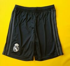 Real Madrid kids shorts 11-12 years 2018 CG0569 soccer football Adidas ig93