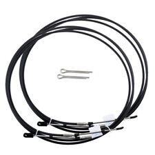 boat controls steering ebay Yamaha Outboard Identification 2pcs 12 marine boat throttle shift control cable for yamaha motor outboard