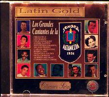 Latin Gold: Los Grandes Cantantes de la Sonora Matancera (CD, 1995 Polydor)