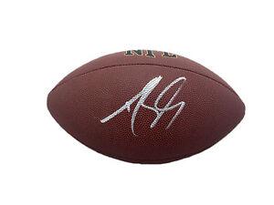 Drew Brees Signed Wilson NFL Football JSA