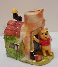 Winnie the Pooh Bank with Tree House Honey Pot Walt Disney Productions
