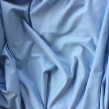 3mts Poly Spandex Lycra sky blue FOR dance Costumes Leotards SWIMWEAR