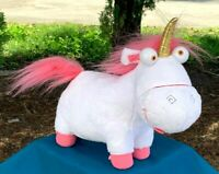 """Despicable Me 3 Unicorn Light Up w/Sound 12"""" Plush Stuffed Animal Toy SEE VIDEO"""