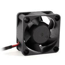 40mm DC 5V 6.42CFM Chipset Cooling Fan Black for Computer CPU Cooler X3V7 K1H7